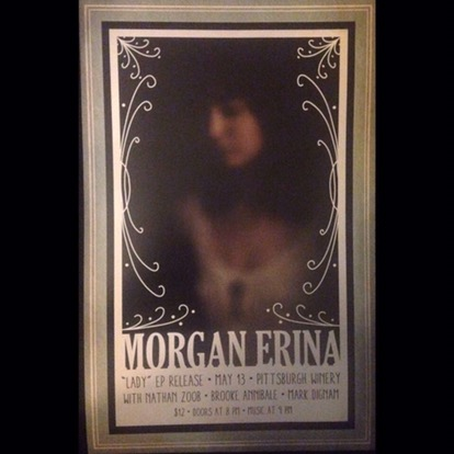 Morgan Erina CD Release Party